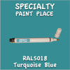 RAL 5018 Turquoise Blue Pen