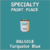 RAL 5018 Turquoise Blue Pint Can