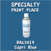 RAL 5019 Capri Blue 16oz Aerosol Can