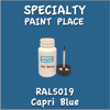RAL 5019 Capri Blue 2oz Bottle with Brush