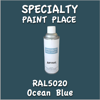 RAL 5020 Ocean Blue 16oz Aerosol Can