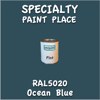 RAL 5020 Ocean Blue Pint Can