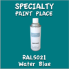 RAL 5021 Water Blue 16oz Aerosol Can