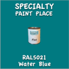 RAL 5021 Water Blue Pint Can