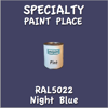 RAL 5022 Night Blue Pint Can