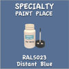 RAL 5023 Distant Blue 2oz Bottle with Brush