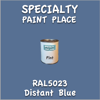 RAL 5023 Distant Blue Pint Can