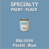 RAL 5024 Pastel Blue Pint Can