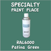 RAL 6000 Patina Green 16oz Aerosol Can