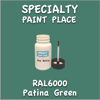 RAL 6000 Patina Green 2oz Bottle with Brush