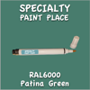 RAL 6000 Patina Green Pen