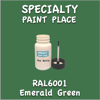 RAL 6001 Emerald Green 2oz Bottle with Brush