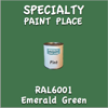 RAL 6001 Emerald Green Pint Can