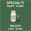 RAL 6002 Leaf Green 2oz Bottle with Brush