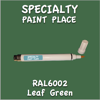 RAL 6002 Leaf Green Pen