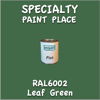 RAL 6002 Leaf Green Pint Can