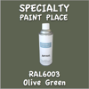 RAL 6003 Olive Green 16oz Aerosol Can
