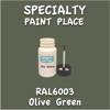 RAL 6003 Olive Green 2oz Bottle with Brush