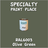 RAL 6003 Olive Green Pint Can