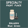 RAL 6004 Blue Green 2oz Bottle with Brush