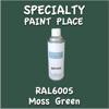 RAL 6005 Moss Green 16oz Aerosol Can