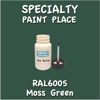 RAL 6005 Moss Green 2oz Bottle with Brush