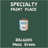RAL 6005 Moss Green Pint Can