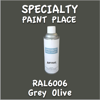 RAL 6006 Grey Olive 16oz Aerosol Can