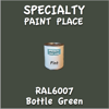 RAL 6007 Bottle Green Pint Can
