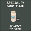 RAL 6009 Fir Green 2oz Bottle with Brush