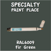 RAL 6009 Fir Green Pen