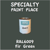 RAL 6009 Fir Green Quart Can