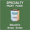 RAL 6010 Grass Green Gallon Can