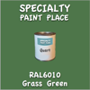 RAL 6010 Grass Green Quart Can