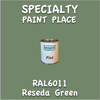 RAL 6011 Reseda Green Pint Can