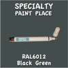 RAL 6012 Black Green Pen