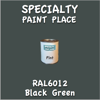 RAL 6012 Black Green Pint Can