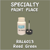 RAL 6013 Reed Green 2oz Bottle with Brush