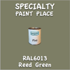 RAL 6013 Reed Green Pint Can