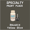 RAL 6014 Yellow Olive 2oz Bottle with Brush