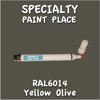 RAL 6014 Yellow Olive Pen