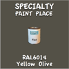 RAL 6014 Yellow Olive Pint Can