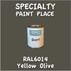 RAL 6014 Yellow Olive Quart Can