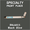 RAL 6015 Black Olive Pen