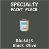 RAL 6015 Black Olive Pint Can