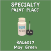 RAL 6017 May Green 2oz Bottle with Brush