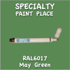 RAL 6017 May Green Pen