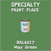 RAL 6017 May Green Pint Can