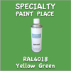 RAL 6018 Yellow Green 16oz Aerosol Can