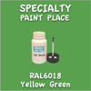 RAL 6018 Yellow Green 2oz Bottle with Brush
